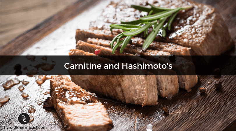 How Does Carnitine Support Hashimoto's?