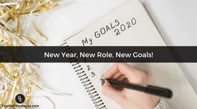 New Year, New Role, New Goals!