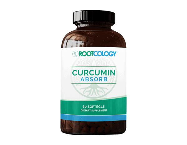 Rootcology Curcumin Absorb Supplement