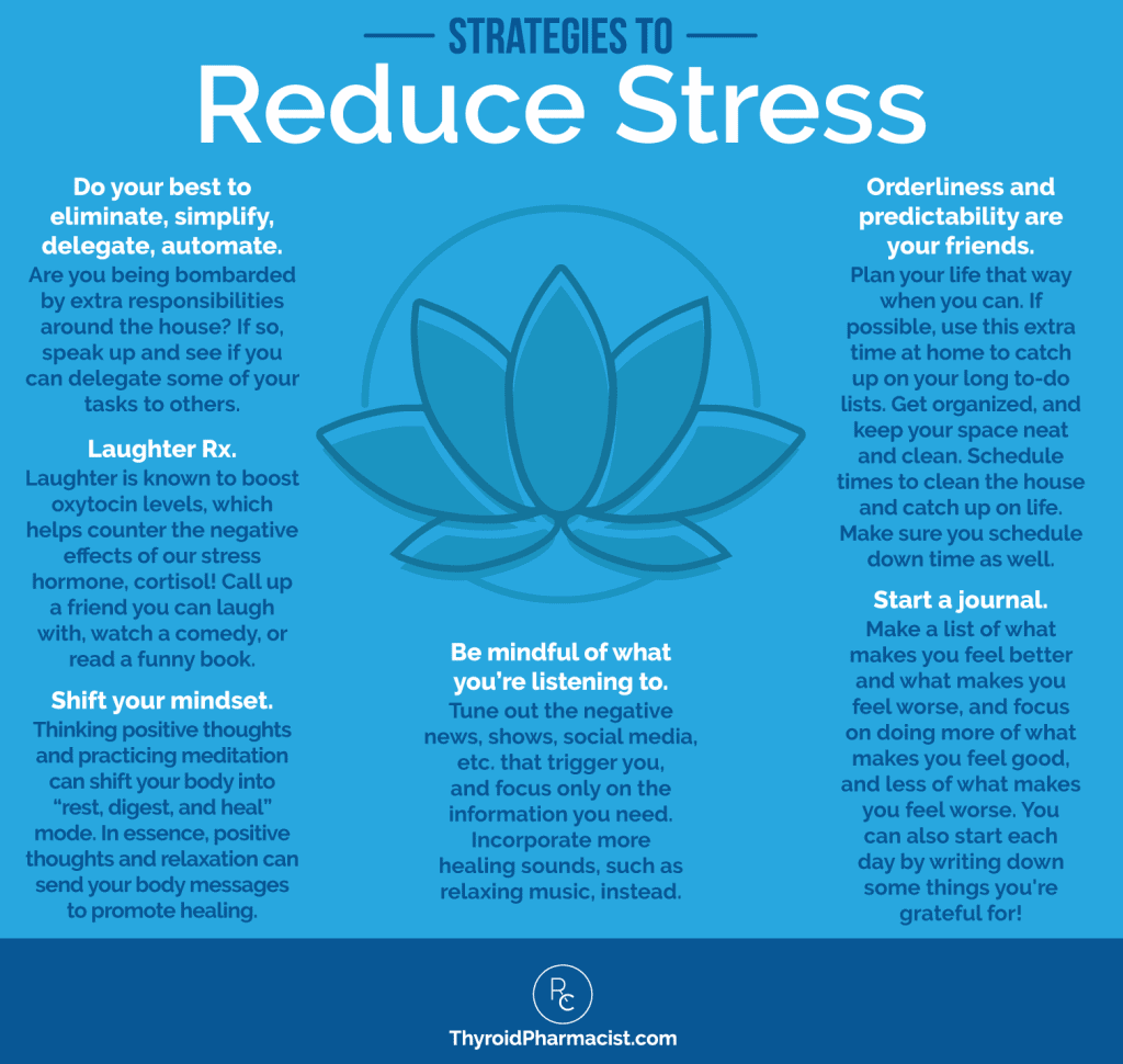 Strategies to Reduce Stress