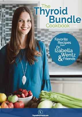 Thyroid Bundle Cookbook