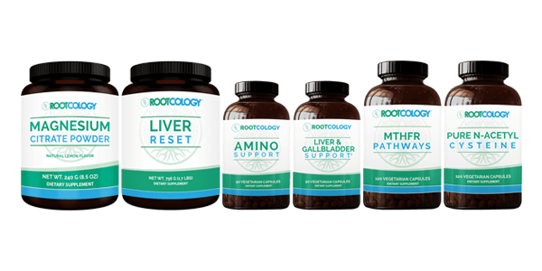Rootcology Liver Support Kit