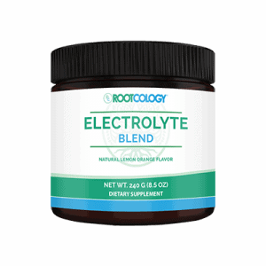 Rootcology Electrolyte Blend Supplement